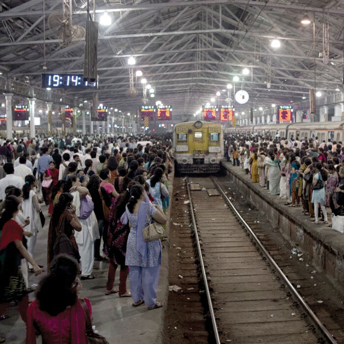 Location, Location, Location: a Park  and Ride Structure in Mumbai