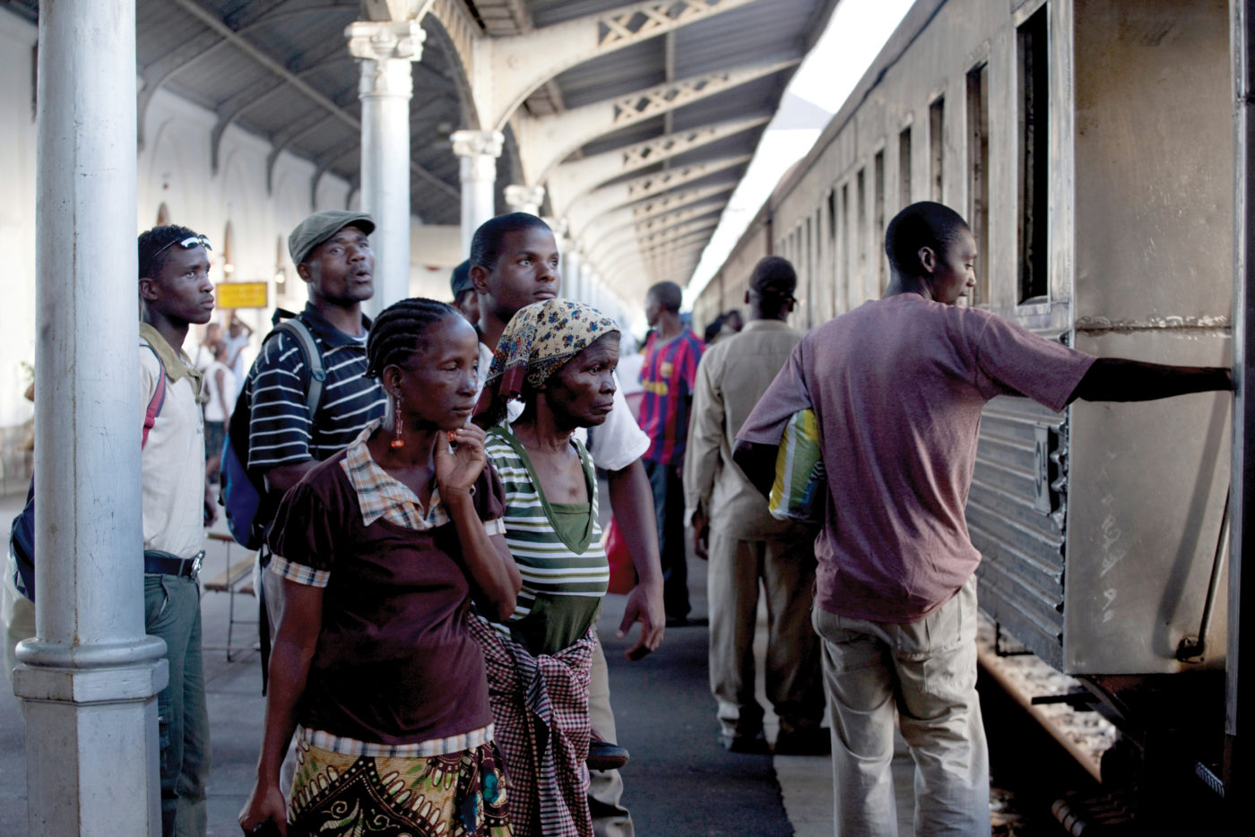 Planning Railways for Re-stitching a Once-divided Country: Mozambique