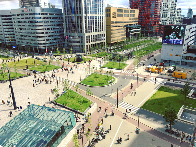 Transform Public Realm: An integrated approach