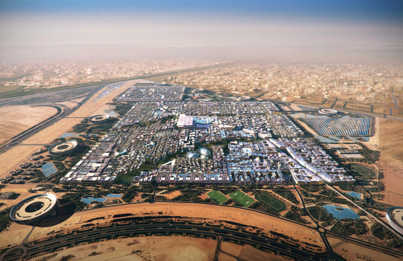 Masdar City and Its Mobility Paradigm 10 Years Later