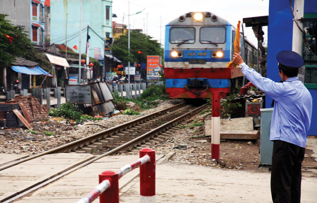 Vietnam is Back on (Rail) Tracks